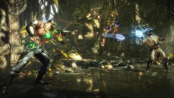 Скриншот №11 к Mortal Kombat X