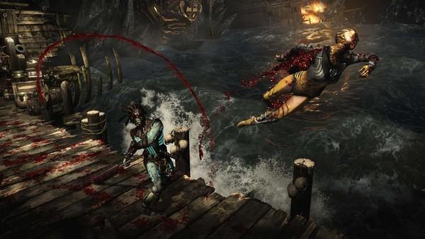 Mortal Kombat X скриншот