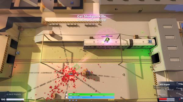 Скриншот №4 к Geneshift