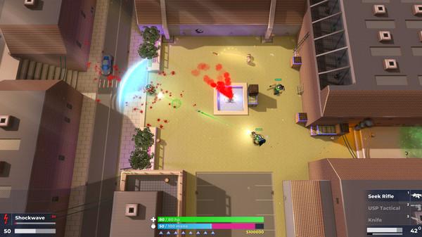 Скриншот №2 к Geneshift