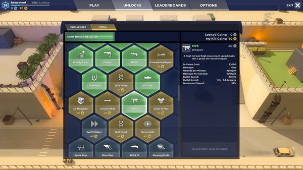 Скриншот №8 к Geneshift