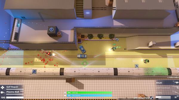 Скриншот №5 к Geneshift