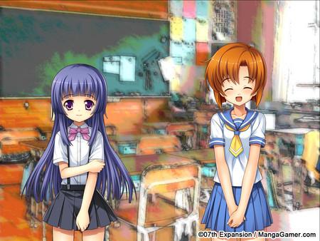 Higurashi When They Cry Hou - Ch.1 Onikakushi скриншот
