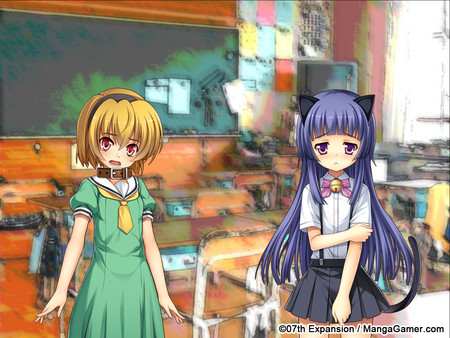 Higurashi When They Cry Hou - Ch.1 Onikakushi screenshot