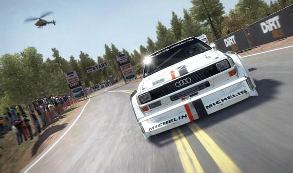 скриншот DiRT Rally 0