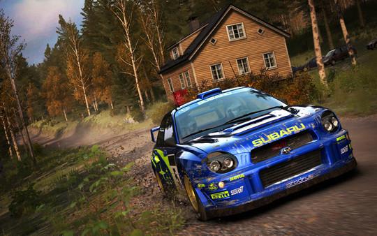 скриншот DiRT Rally 4
