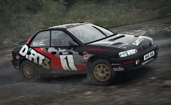 скриншот DiRT Rally 5