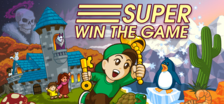Super Win the Game Cover Image
