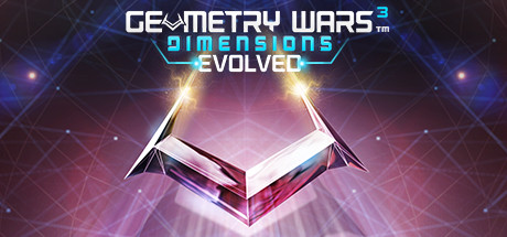 Geometry Wars™ 3: Dimensions Evolved Cover Image