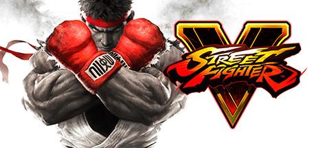 Street Fighter V Cover Image