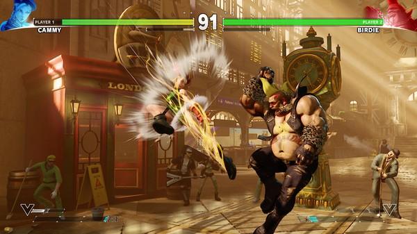 Скриншот №34 к Street Fighter V