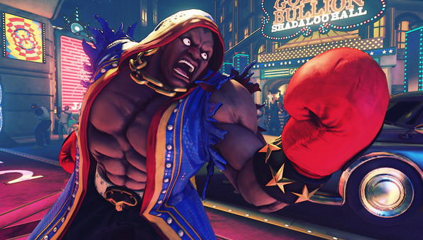 Скриншот №54 к Street Fighter V