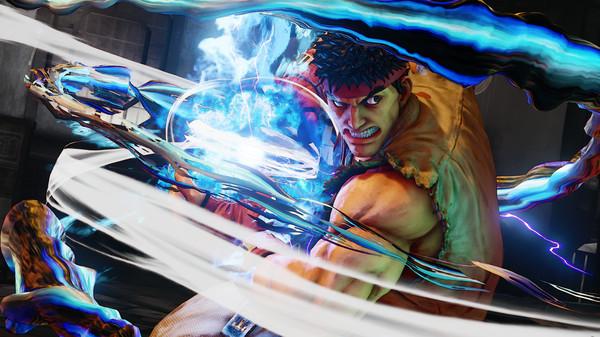 Скриншот №17 к Street Fighter V