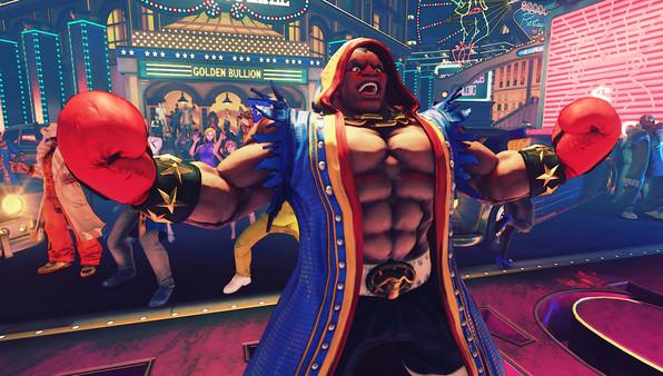 Скриншот №12 к Street Fighter V