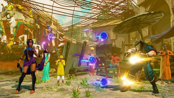 Скриншот №62 к Street Fighter V