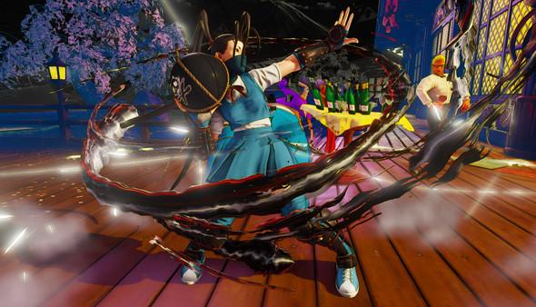Скриншот №53 к Street Fighter V