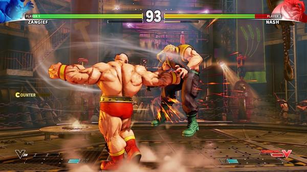 Скриншот №44 к Street Fighter V