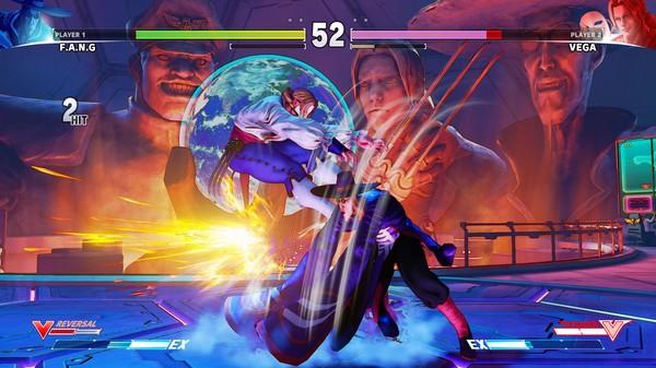 Скриншот №36 к Street Fighter V