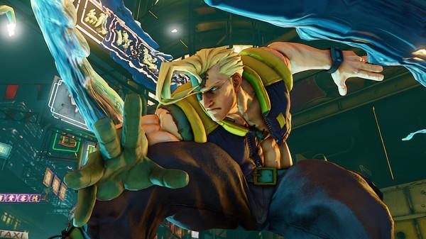 Скриншот №26 к Street Fighter V