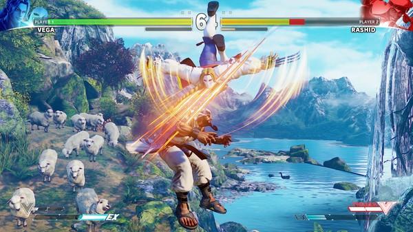 Скриншот №47 к Street Fighter V