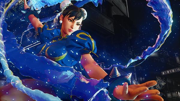 Скриншот №19 к Street Fighter V