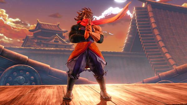 Скриншот №63 к Street Fighter V