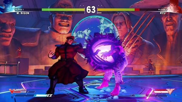 Скриншот №35 к Street Fighter V