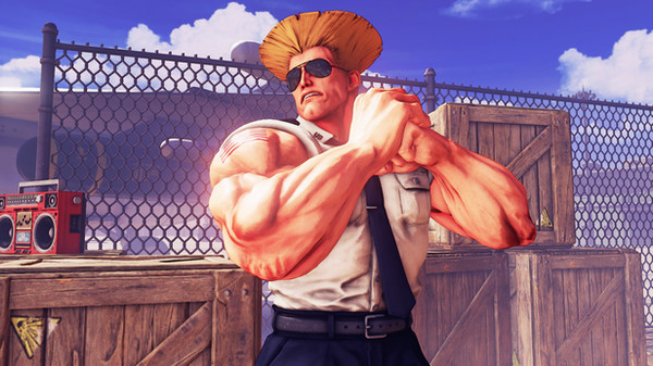 Скриншот №14 к Street Fighter V