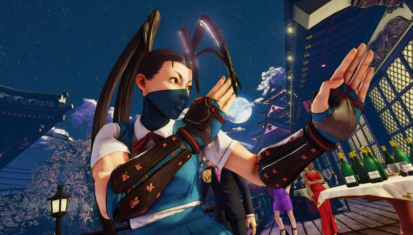 Скриншот №52 к Street Fighter V
