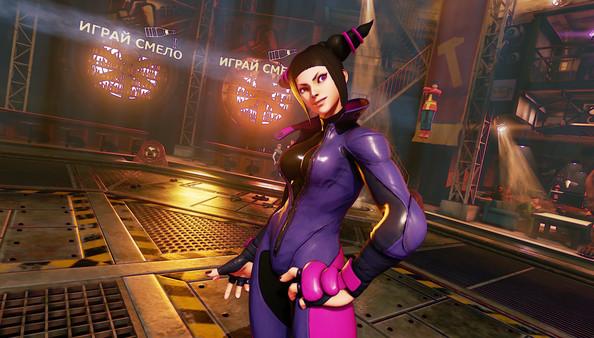 Скриншот №58 к Street Fighter V