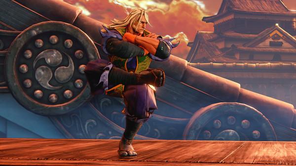 Скриншот №1 к Street Fighter V