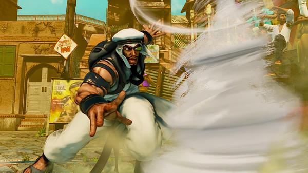 Скриншот №29 к Street Fighter V