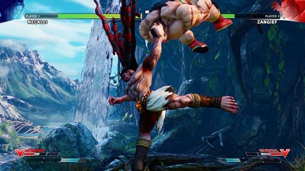 Скриншот №45 к Street Fighter V