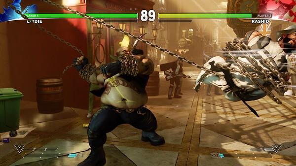 Скриншот №33 к Street Fighter V
