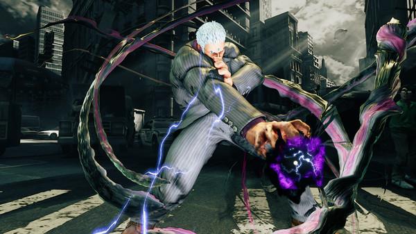 Скриншот №59 к Street Fighter V
