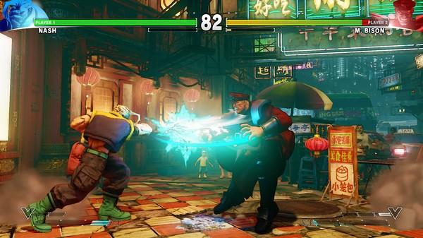 Скриншот №37 к Street Fighter V