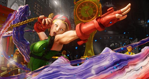 Скриншот №16 к Street Fighter V