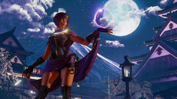 Скриншот №2 к Street Fighter V