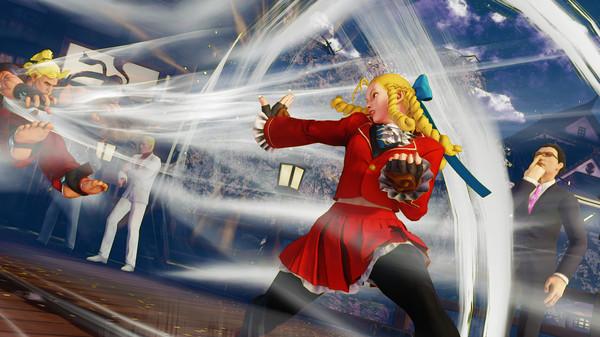Скриншот №20 к Street Fighter V