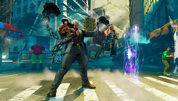 Скриншот №60 к Street Fighter V