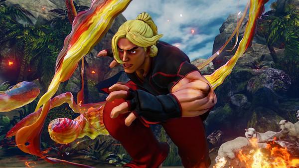 Скриншот №28 к Street Fighter V