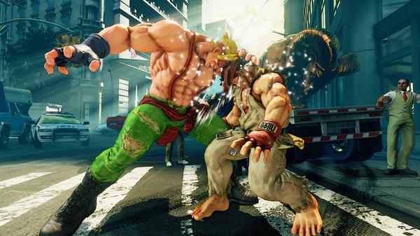 Скриншот №49 к Street Fighter V