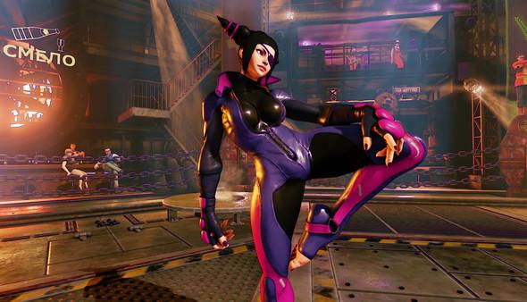 Скриншот №6 к Street Fighter V