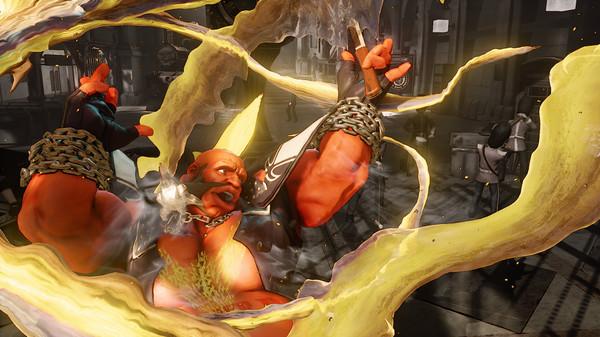 Скриншот №22 к Street Fighter V