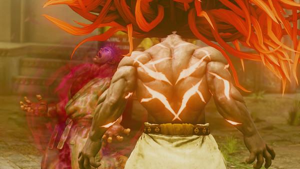 Скриншот №11 к Street Fighter V