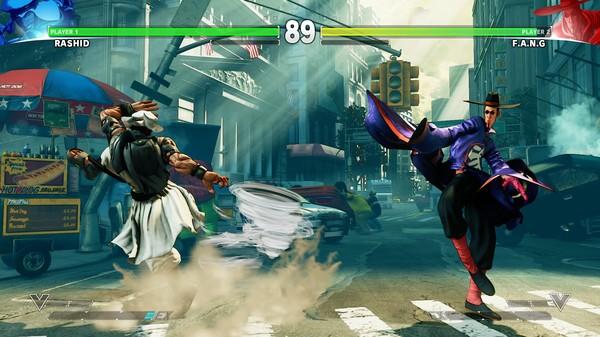 Скриншот №43 к Street Fighter V