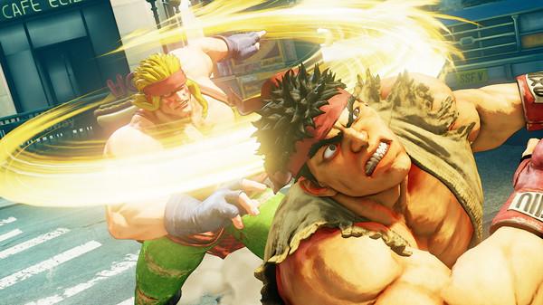 Скриншот №48 к Street Fighter V