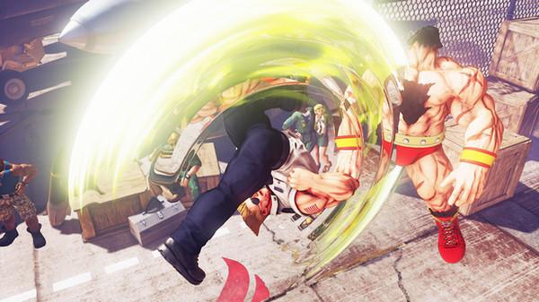 Скриншот №51 к Street Fighter V