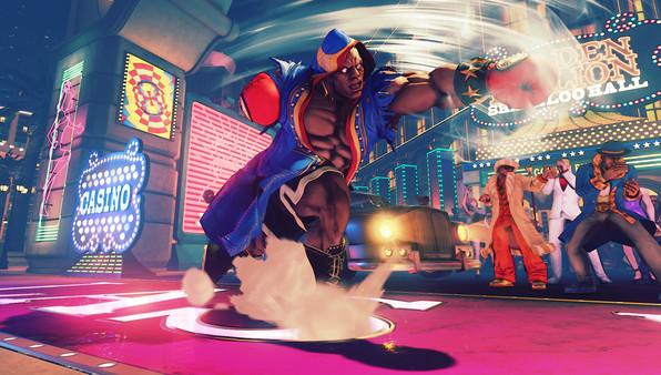 Скриншот №55 к Street Fighter V