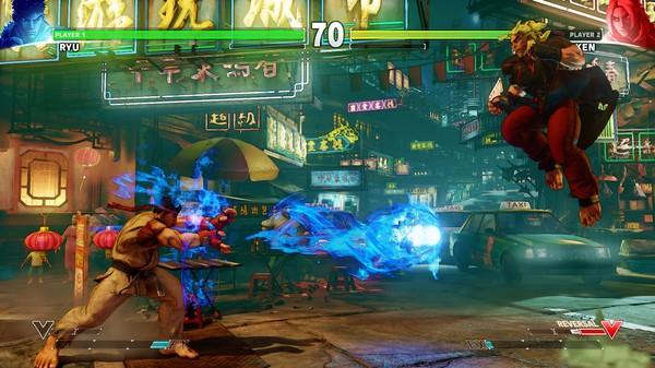 Скриншот №46 к Street Fighter V